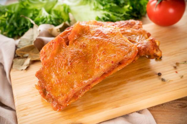 西西里雞腿排(1公斤/盒) 1