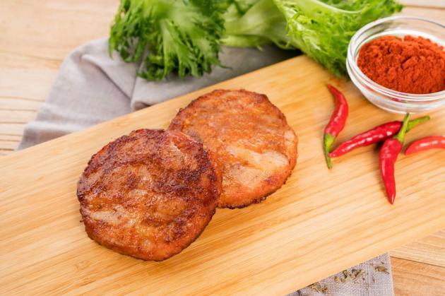 厚切勁辣雞排(1公斤/盒) 1