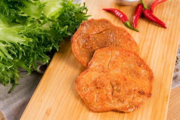 韓式辣豬排 1